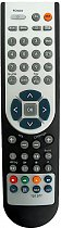 Orava DVB-13, DVB13 replacement remote control different look