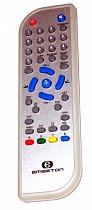 Emgeton VISION scart replacement remote control different look