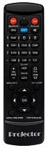 SANYO PLV-Z3000 replacement remote control